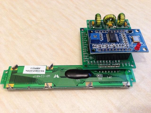 30m WSPR/QRSS transmitter